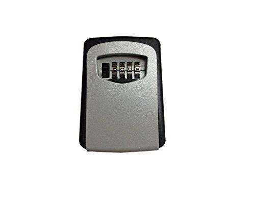 セキュリティ キーボックス ダイヤル式 固定型 大容量 シェア キー暗証番号型ボックス 事務所 工場 共有 合鍵 オフィス MI-SR-BOX