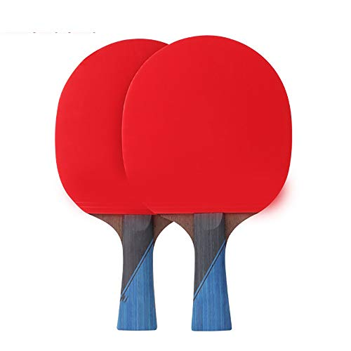 Check Out This SDAKVDNS Table Tennis Cover, Two Shots, Training Racket Double-Sided Anti-Adhesive, S...