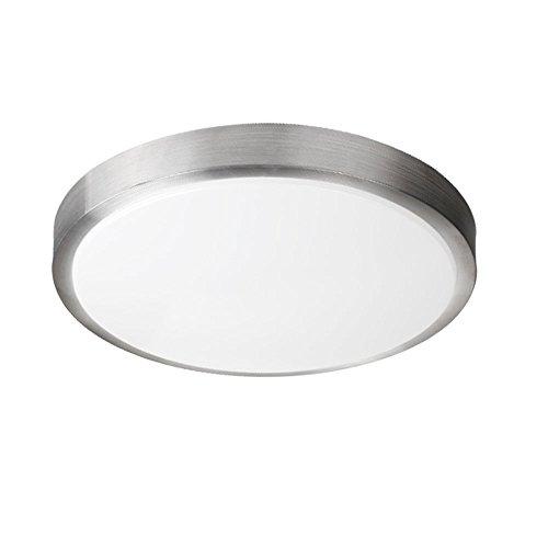 ZHMA Led Deckenleuchte 8W Deckenleuchte IP44 Wasserdicht Neutralweiß 4200K 640LM Unterputz Licht für Schlafzimmer Badezimmer Balkon Flur Badezimmer Küche Wohnzimmer