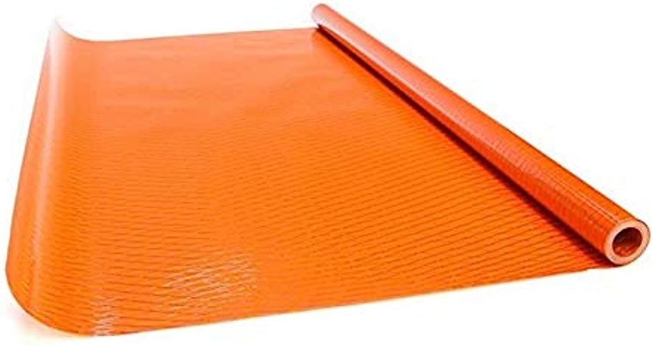 THE LOFTSAILS Monofilm X-Ply Orange Width 143 cm Thickness 5 mil per Meter 2018