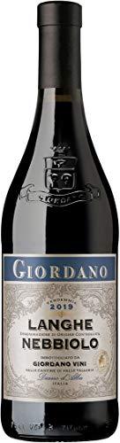 Nebbiolo Langhe DOCG, Giordano Vini - 750 ml