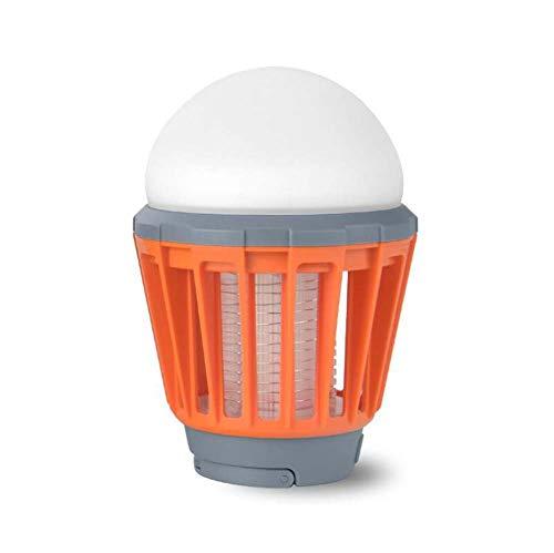 YLJYJ Mosquito Lamps LED Mosquito Killer, Ultra silencioso, no Radiante, portátil Mosquitto...