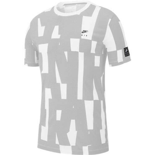 NIKE M NSW tee Cltr Air 5 Camiseta, Hombre, White