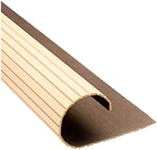 Pole-Wrap 96 in. x 12 in. MDF Basement Column Cover