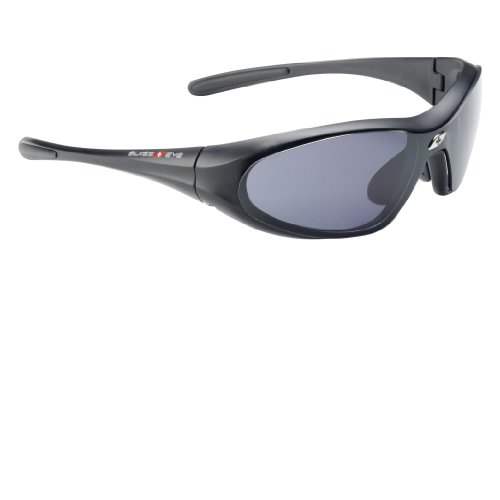 Swiss Eye Sportbrille Concept M, Black Matt, One Size, 12019