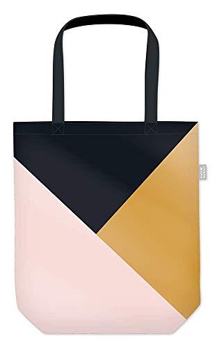 Grafik Werkstatt Einkaufstasche mit lustigem Spruch|Shopping-Bag faltbar | leichte Tasche |triangel
