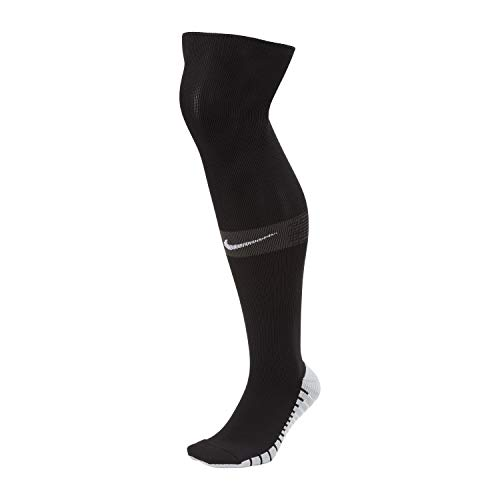 Nike Herren U Nk Matchfit OTC Team-Strümpfe-Stulpen Socken, Black/Anthracite/White, L