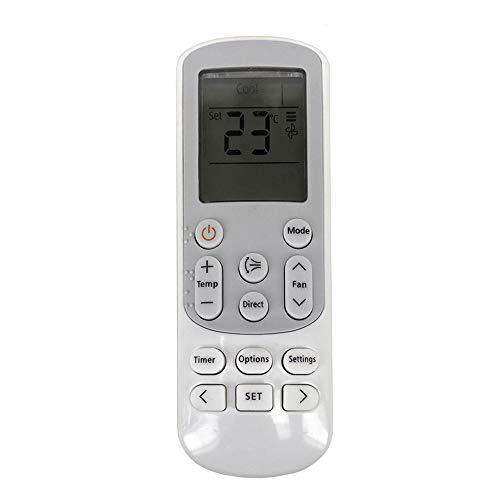 Huante Telecomando di ricambio per aria condizionata DB93-14643S DB93-15169G DB93-14643T DB93-15882Q