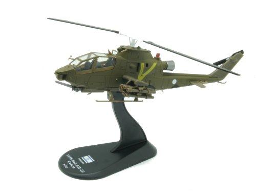 BELL AH-1S Cobra diecast 1:72 helicopter model (Amercom HY-9)