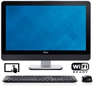 Dell OptiPlex 9020 All in One Core i5 4570S 2.9GHz 8GB 240 GB SSD 23″ FHD LED HDMI Keyboard Mouse Touchscreen WiFi (Renewed)