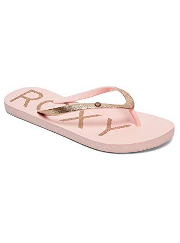 Roxy Damen Viva Glitter Sport Sandalen, Pink (Lt Peach Lpc), 40 EU