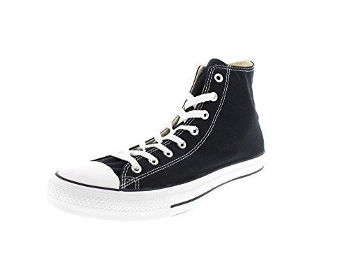 Converse Unisex Chuck Taylor All Star Sneaker, Schwarz, 46.5 EU