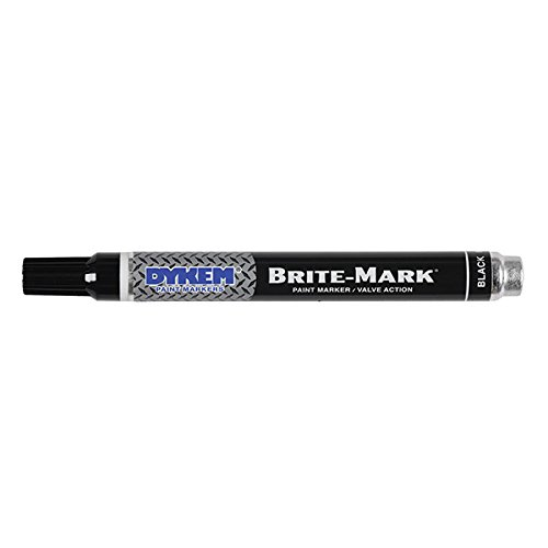 Max 53% OFF ITW ProBrands Brite-Mark Permanent Paint Popular products Bl Markers Medium Tip