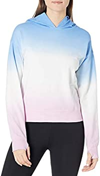 Danskin Women's Ombre Pullover Hoodie, Size Medium