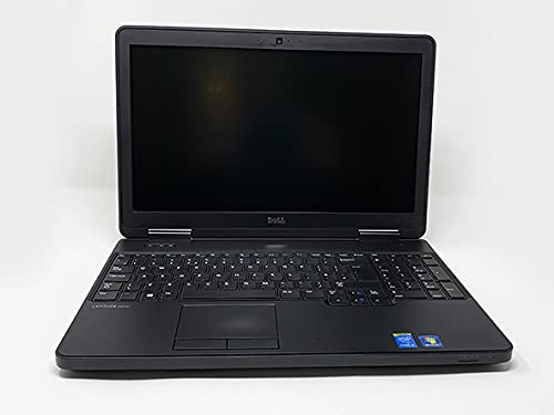 Dell Latitude E5540 15.6-inch Notebook, Intel Core i5-4210U 1.70GHz, 8GB RAM, 256GB SSD, WLAN, Bluetooth, Webcam, Integrated Graphics, Windows 10 Professional - Dell Laptop