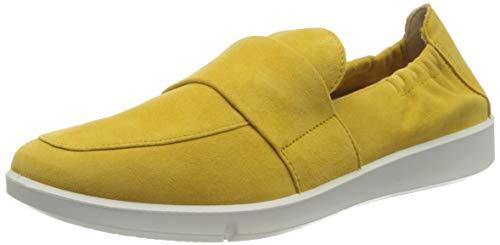 Legero Damen Lucca Slipper, Gelb (Sunshine (Gelb) 62), 37 EU (Herstellergröße: 4 UK)