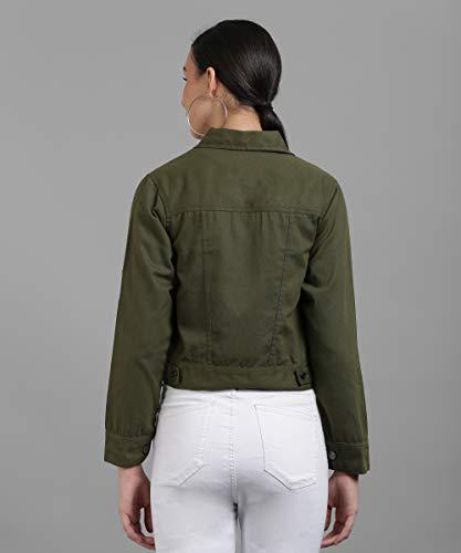 FUNDAY FASHION Women's Solid Jacket