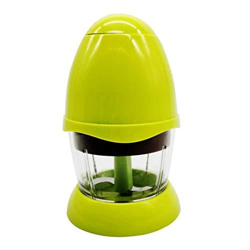 SISHUINIANHUA Tragbare elektrische Obst Entsafter Hand Smoothie Maker Blender Rühren Wiederaufladbare tragbare Mini-Saft Cup Fleischwolf,Grün