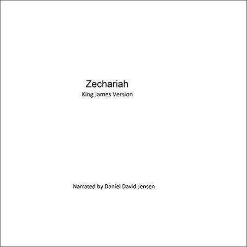 Zechariah audiobook cover art