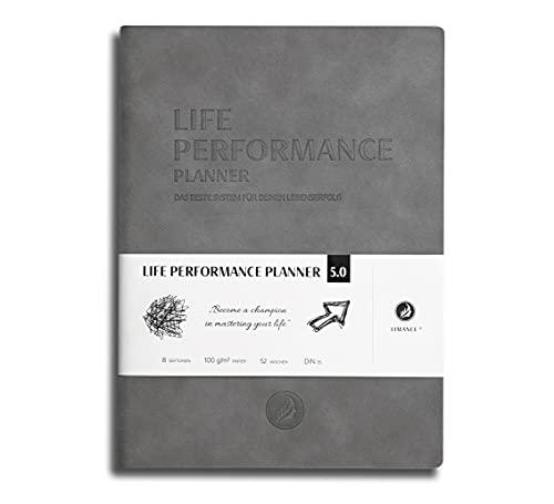 LIFE PERFORMANCE PLANNER 5.0: Ganzheitlicher Lebensplaner. Vision & Persönlichkeit entwickeln, systematisch Ziele planen, Träume erfolgreich realisieren | DIN B5, undatiert