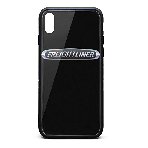I-Phone Xsmax Case Ultra Slim Case Scratch Resistant Freightliner-Trucks-Logo- for i-Phone XSMAX