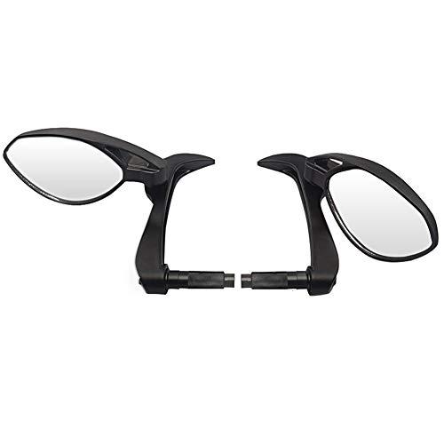 reflector de luz de espejo de motocicleta 7/8' 22mm motocicleta Protección for las manos Guardamanos freno palanca de embrague del par lateral espejo retrovisor espejos for MT07 MT07 R3 R25