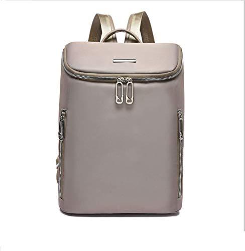 Zhongshanshiyoukeshidian Zakelijke rugzak, dames casual tas, multifunctionele tas   32 * 13 * 26 cm voor reizen/zaken/college/universiteit, B