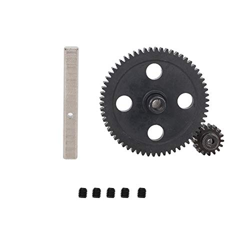 Woyisisi 1/12 RC Car Light Weight Reduction Gear Zubeh?r Set Fit f¨¹r Wltoys 12428 12423
