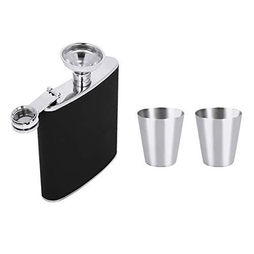 Kolf, Alcohol whisky Rum Liquor kolf, stevige cadeau voor mannen vrouwen(6 ounce pot)