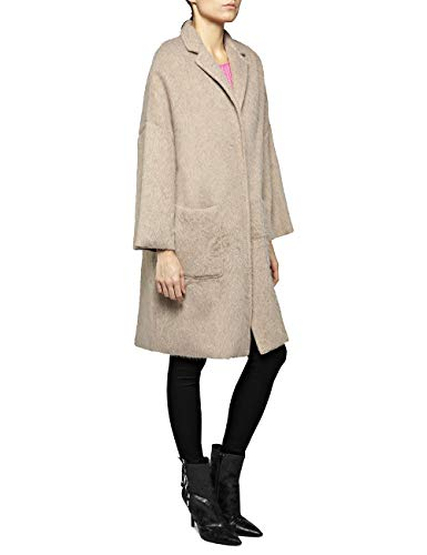 REPLAY W7525 .000.83534 Giubbotto, Beige (Beige 10), Large Donna