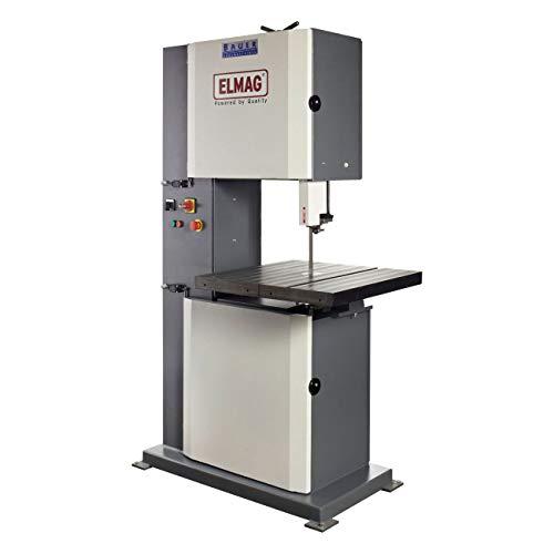 Elmag 450 V - BAUER Vertikal-Bandsägemaschine