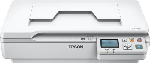 Epson Workforce DS-5500N netzwerkfähige Flachbettscanner (1200x1200 DPI, USB)