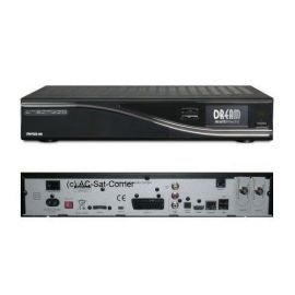 Dreambox DM 7020 HD V2 Twin PVR Ready 1x Dual DVB-S2 1x DVB-C/T inkl. 4000 GB Festplatte inkl. Wlan Stick
