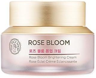 THE FACE SHOP Rose Bloom tone-up cream ザフェイスショップ ローズブルームトン - アップクリーム [並行輸入品]