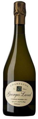 Champagne A.O.C. Cuvèe Les Chenes Blanc de Blancs 2015 Georges Laval Bollicine Francia 12,5%