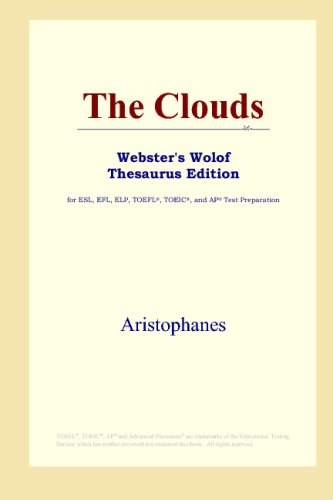 The Clouds (Webster's Wolof Thesaurus Edition)