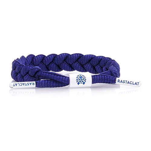 Rastaclat Indigo Men's Medium/Large Braided Bracelet