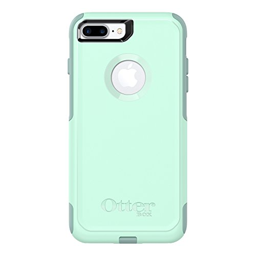 OtterBox COMMUTER SERIES Case for  iPhone 8 Plus & iPhone 7 Plus (ONLY) - Retail Packaging - OCEAN WAY (AQUA SAIL/AQUIFER)