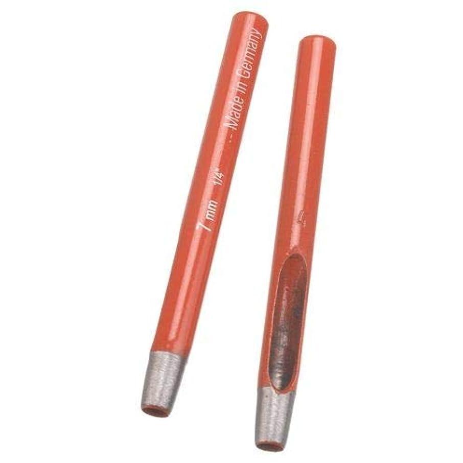 Efco 12 cm Eyelet Punch, Red, 7 mm