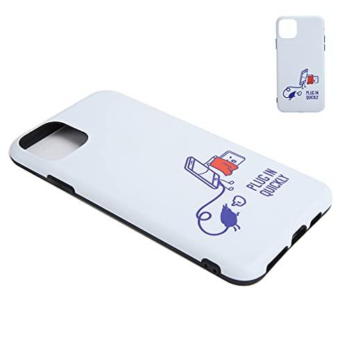 Fidget Toy Carcasa para teléfono móvil, Carcasa Resistente de Cuerpo Completo para teléfono móvil con Material de TPU iPhone 11 Pro/MAX para iPhone 11 para(iphone11 Pro MAX)