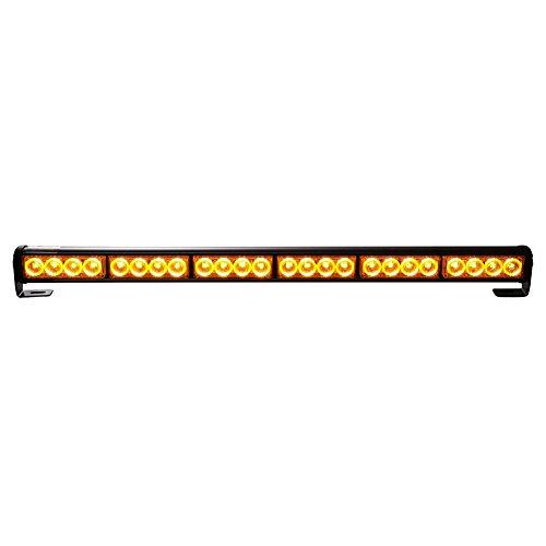 Gelb TOOGOO 24 Led 27 Zoll Hazard Emergency Warning Tow Verkehrsberater Flash Strobe Light Bar
