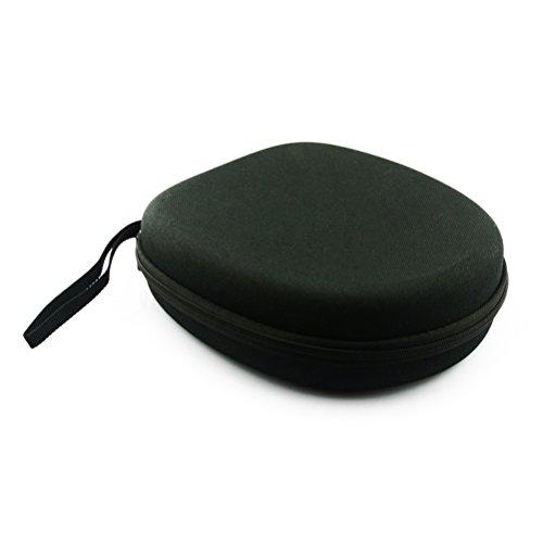 BESTOMZ Cuffia portatile borsa custodia Pouch cassonetto per Sony MDR-ZX100 ZX110 ZX300 ZX310 ZX600 cuffie (nero)