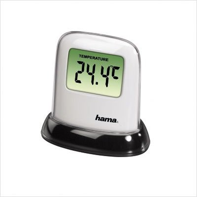 Hama thermomètre LCD TC210