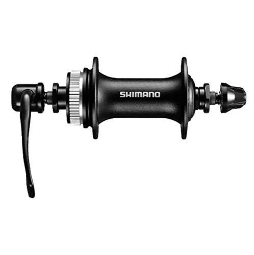 Shimano HB-M9110-B Asse completo mozzo anteriore per bicicletta, unisex, per adulti, multicolore