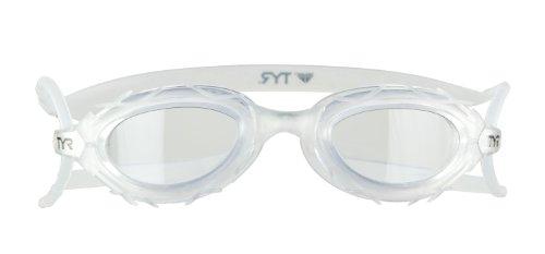 TYR Nest Pro - Gafas de natación Blanco Transparente Talla:Talla única