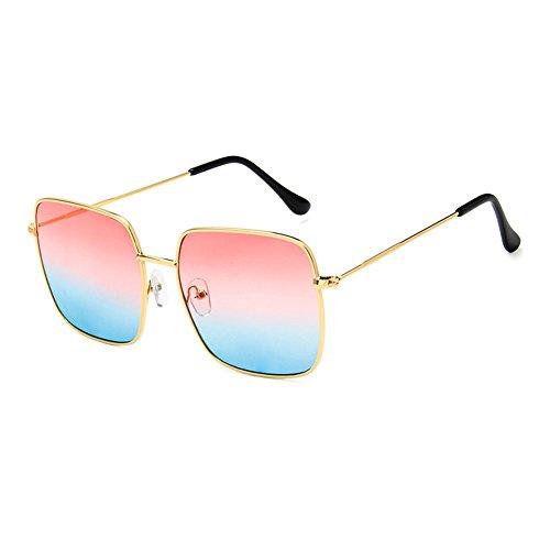 Poursuite de soleil Polarized Blue Mirror Cat-3 UV400 Lentilles