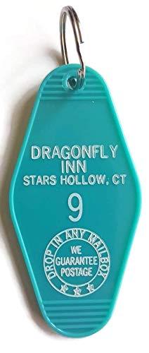 Gilmore Girls DRAGONFLY INN Room #9
