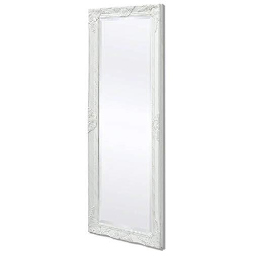 Espejos Decorativos de Pared Blanco Barroco Marca vidaXL