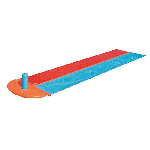Purchase Water Slide Double Small Splash and Sprint Slode Large N Big Slude Huge Inflatable-Children...