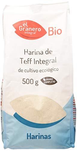 HARINA TEFF INTEGRAL BIO 500 gr